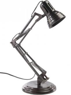 Bordslampa skrivbordslampa i industristil från Frankrike