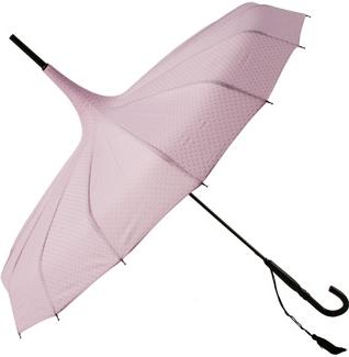 Paraply Lavendel pagodformat bröllopsparaply romantiskt