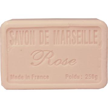 Fransk tvål Ros 250 gram provence