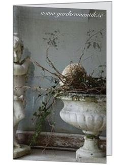 Presentkort 600:- inredning shabby chic lantlig stil