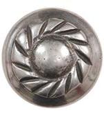 Knopp antiksilver