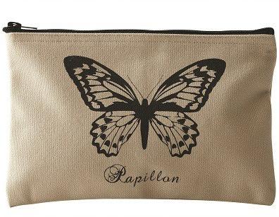 Necessär väska sminkväska Butterfly fjäril Vanilla Fly