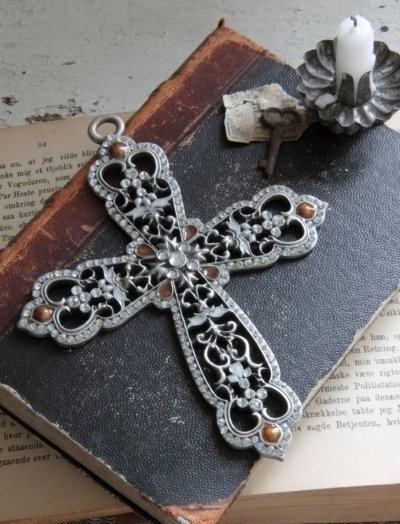 Cross kors shabby chic Jeanne d´Arc Living