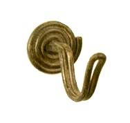 Mörk krok med spiral