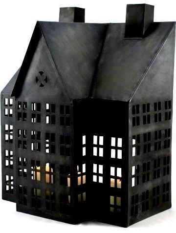 Stort zinkhus ljushus huslykta Slottet