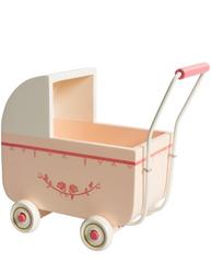 Barnvagn Maileg ljus rosa