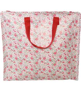 Shopping bag Rosor miljövänlig shabby chic lantlig stil