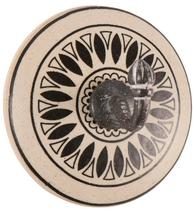 Krok smide keramik orientalisk shabby chic lantlig stil