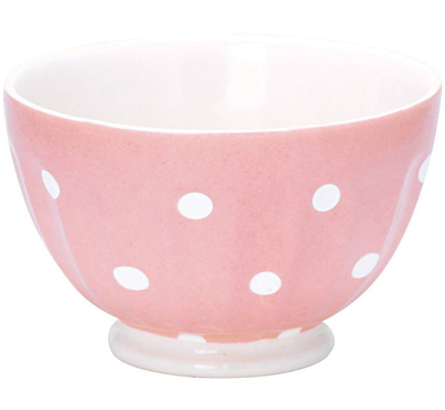 Skål french bowl naomi pink large Greengate