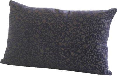 Kudde purpur sammet Olsson Jensen