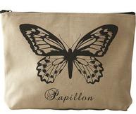 Stor necessär väska sminkväska Butterfly fjäril Vanilla Fly