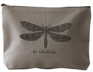 Smal bag toilet bag Dragonfly Vanilla Fly