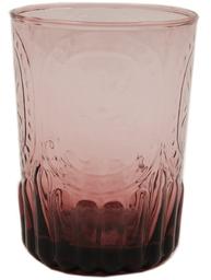 Dricksglas Aubergine