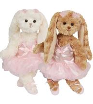 Kanin Ballerina Mjukisdjur Celine eller Lisa