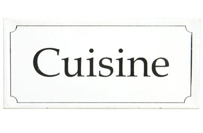 Skylt Cuisine