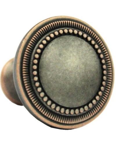 Knopp antik-silver tenn koppar färg metall shabby chic lantlig stil