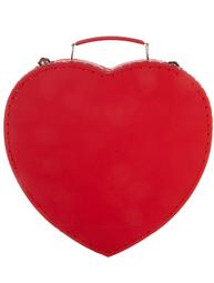 Väska hjärta shabby chic lantlig stil
