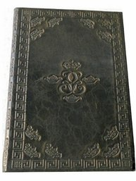 Notebook kungligt emblem tre kronor