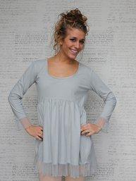 Amalie klänning MIEL hålmönster vintage Pistage