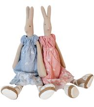 Kaninflickor Elisa & Emily Maileg medium